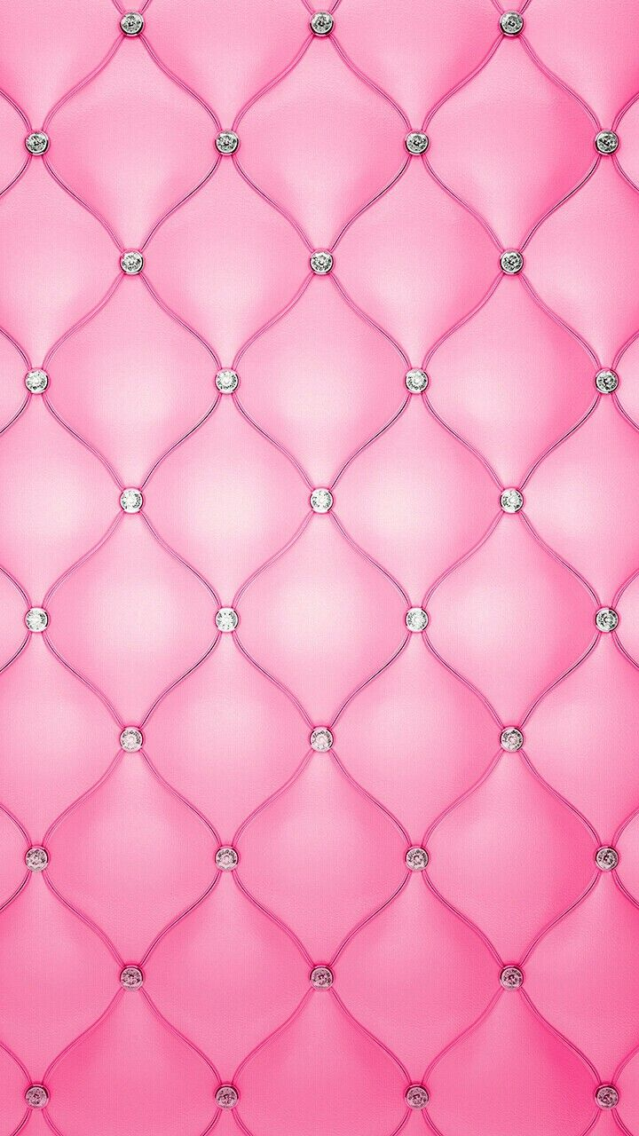Pink Silver Wallpaper By Artist Unknown Pink Wallpaper