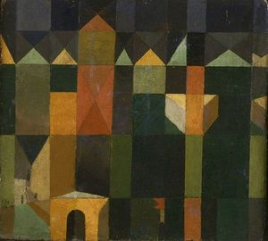 City of Towers, 1916