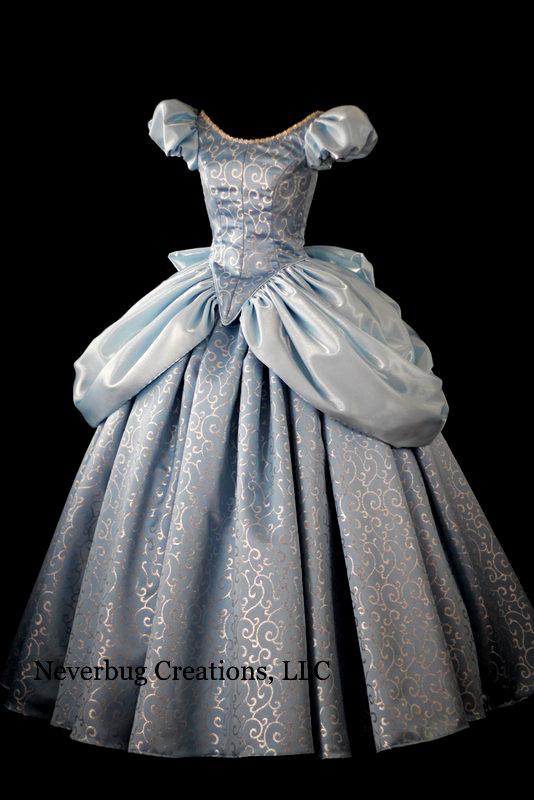 Modern Cinderella Gown 1a18fba42e67