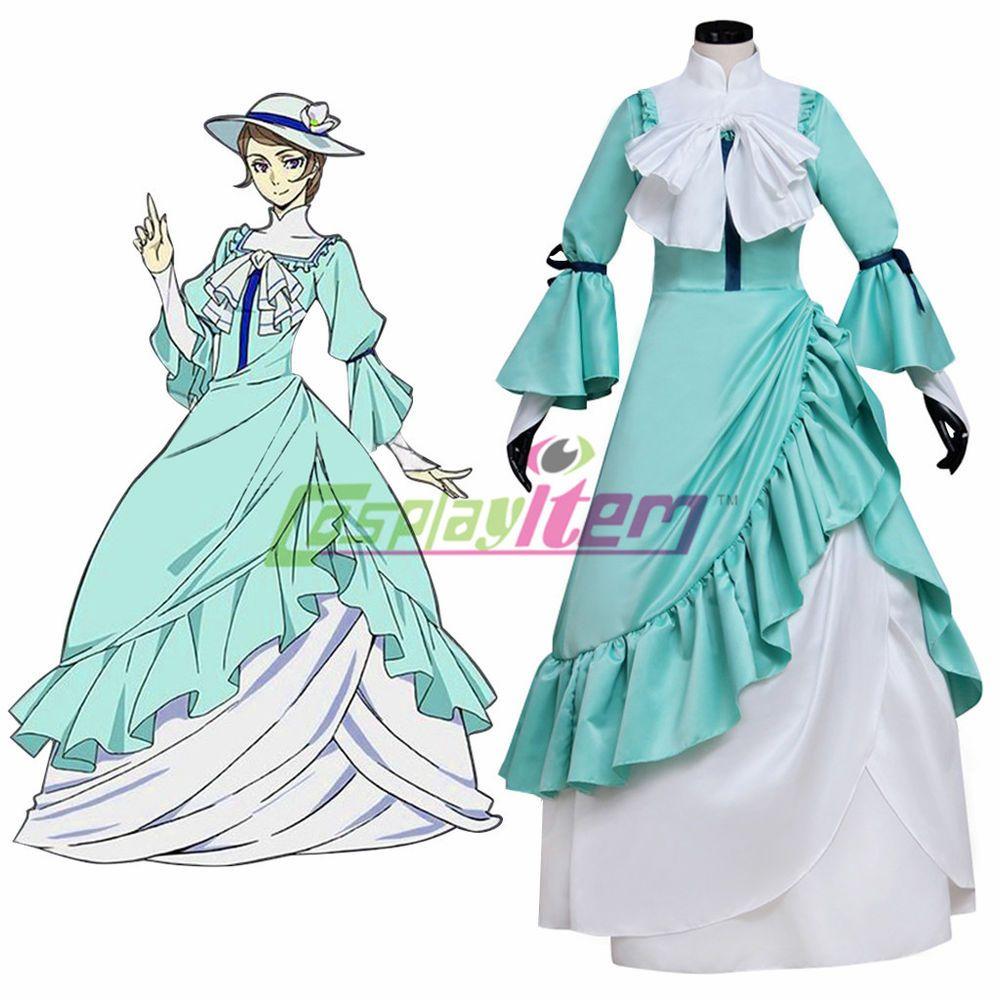 Bungo Stray Dogs Margaret Mitchell Lolita Party Dress Anime ...