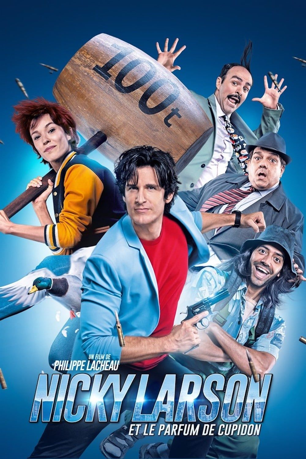Telecharger Nicky Larson Cupidon : telecharger, nicky, larson, cupidon, Nicky, Larson, Parfum, Cupidon, (2018), Streaming, Larson,, Film,, Films, Complets