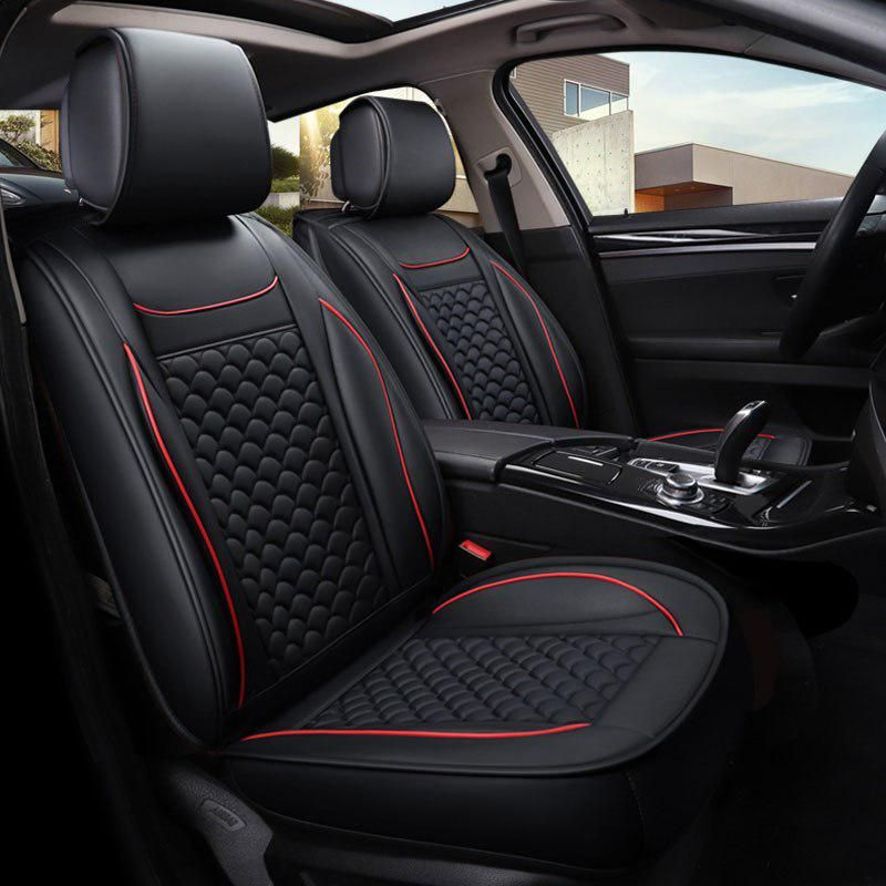 leather car seat covers protector auto Seat cushion for