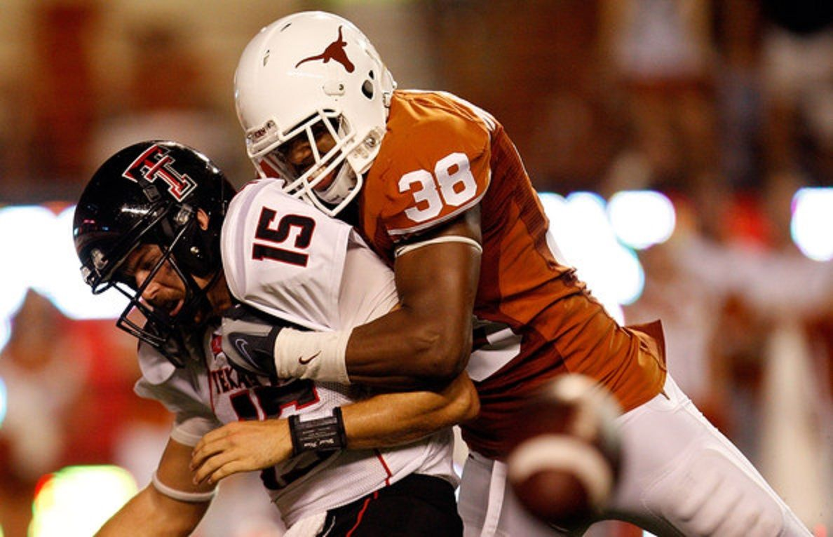 Chancellor Spur Texas vs Texas Tech New Orleans Watch