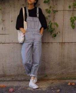 40+ Trendy fashion 90s grunge dungarees #90sgrunge