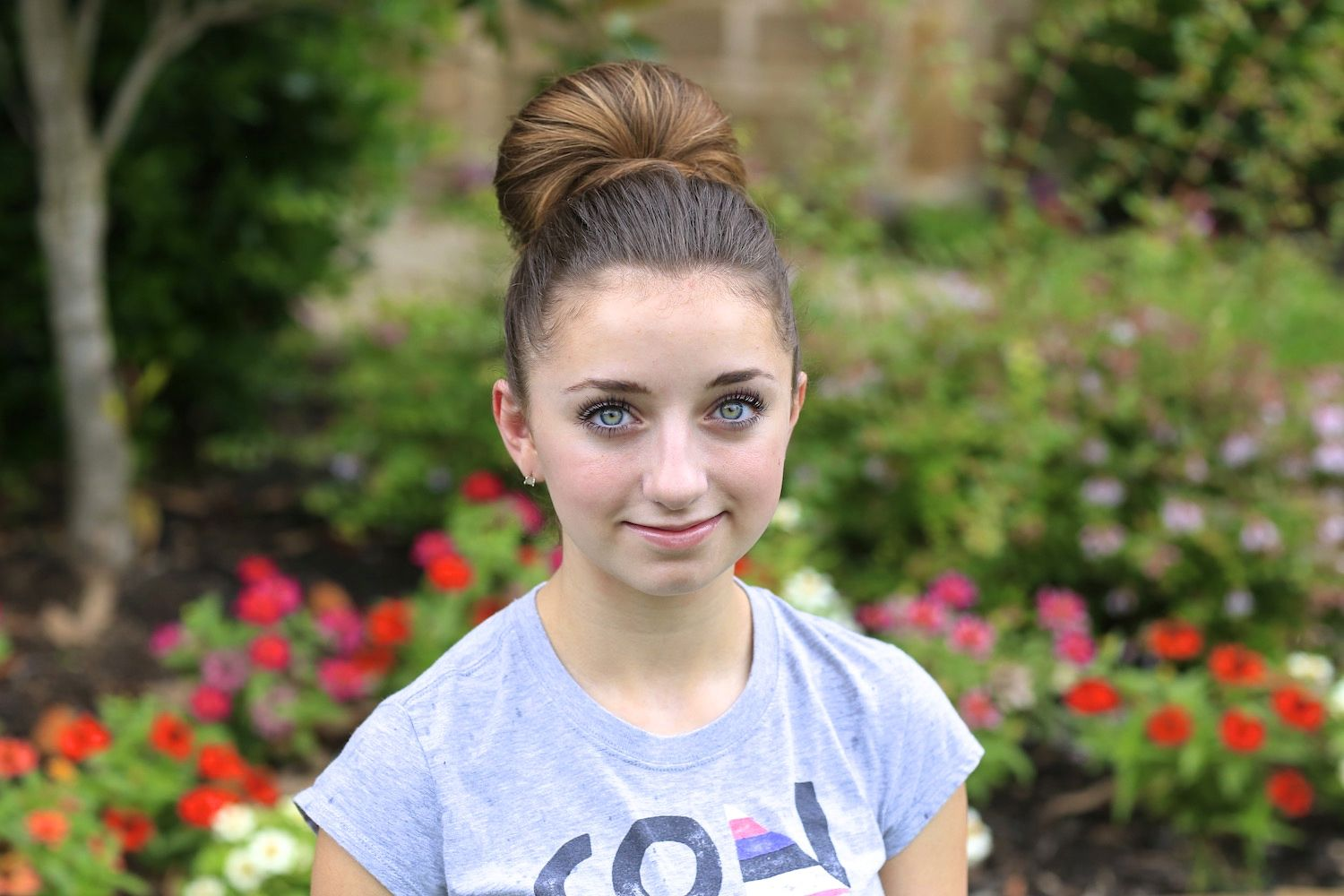 Cute easy hairstyles that kids can do - Love That You Can Wear This Hairstyle To The Gym Or Work