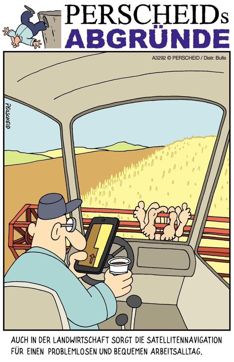 Idee von Haucke auf karikaturen Morbider humor