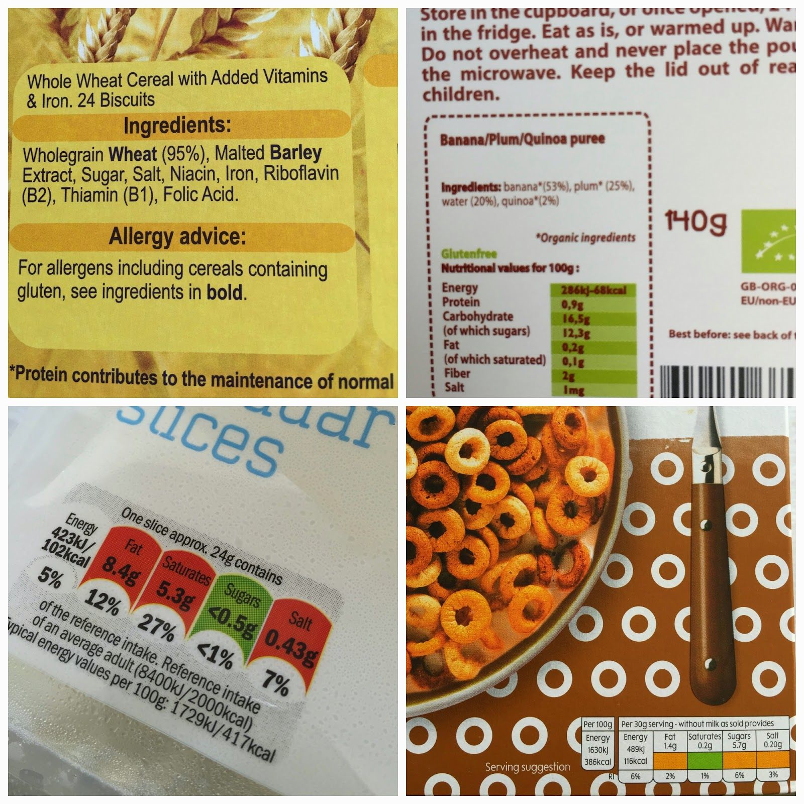 Can You Read A Food Label