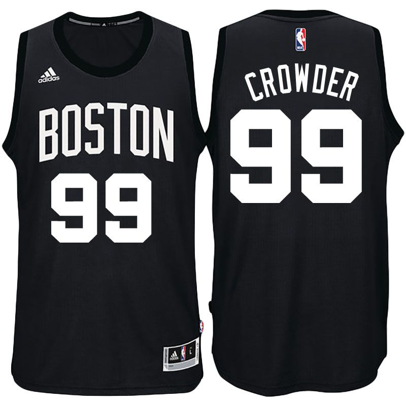 b92b3ae7558 ... nba cleveland cavaliers 99 association edition latest 6113c ace94  usa  boston celtics 99 jae crowder black fashion new swingman jersey 7110f 794a3