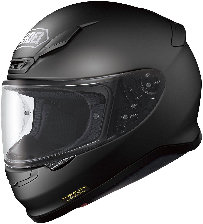 Shoei RF1200 Matte Black Full Face Helmet