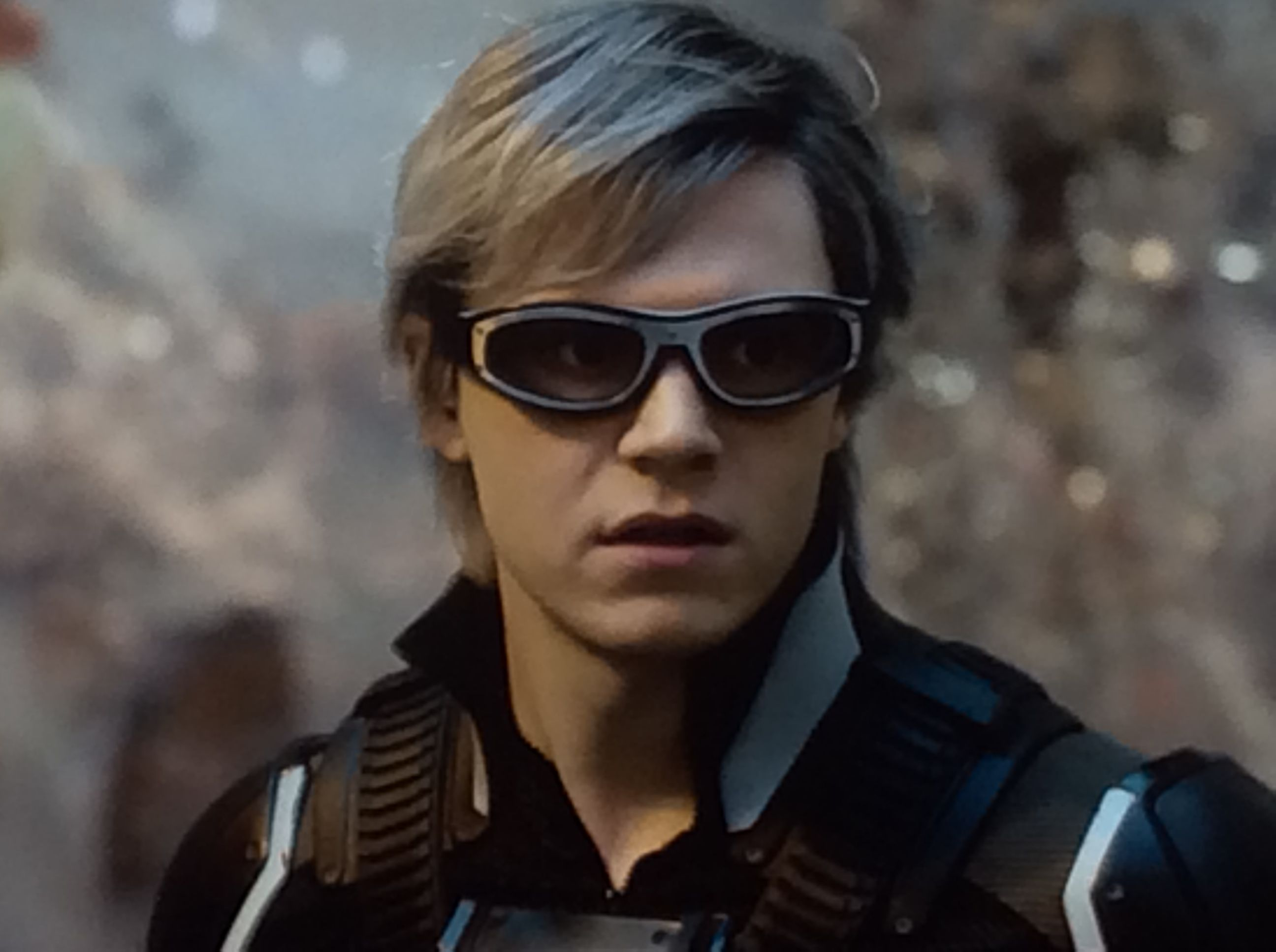Quicksilver X X Men Apocalypse Evan Peters Evan Peters Peter Maximoff Quicksilver Xmen