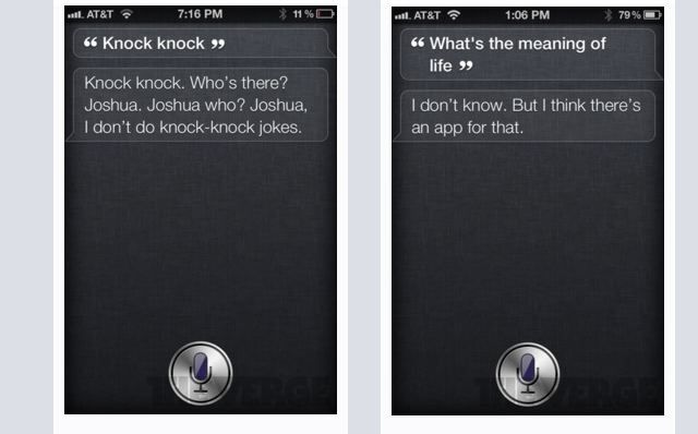 97+ funny things to say to siri | ... exciting and a bit more interesting things that siri has to say which
