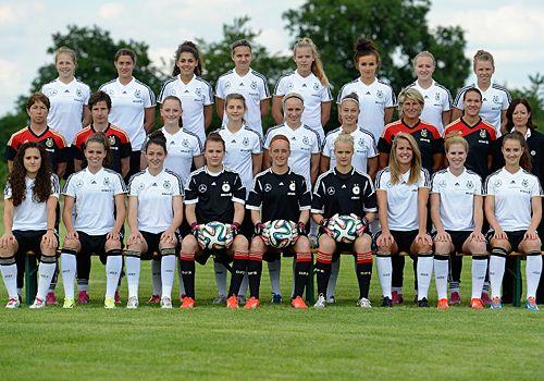 El entrenador de Alemania Sub'20 Femenina, Maren Meinert, nombra a sus 21 jugadoras para la próxima #FIFAU20WWC