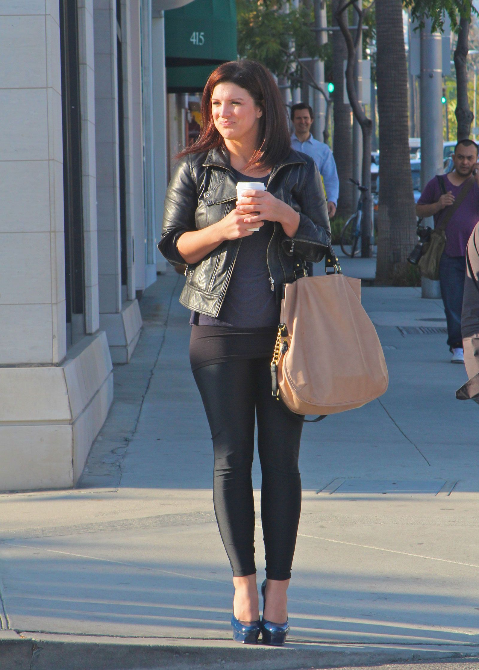 Gina carano diet plan and workout routine healthy celeb - Gina Carano