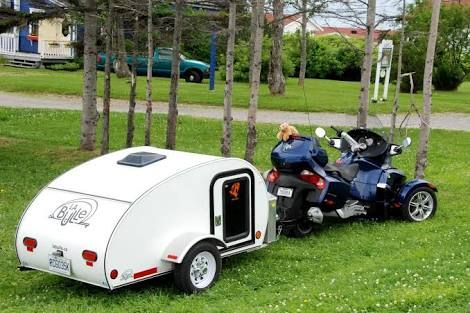 CanAm    Spyder    camping    trailer     Google Search   Motorcycles   Motorcycle    trailer     Motorcycle