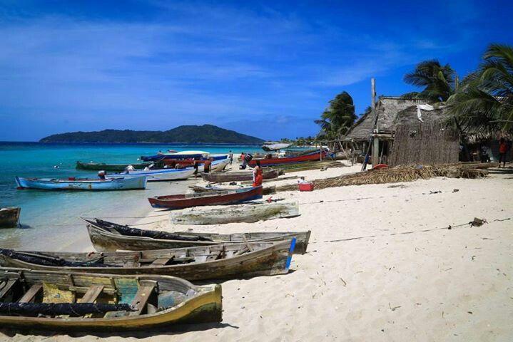 Postales de Honduras/Roatan Islas de la Bahia.