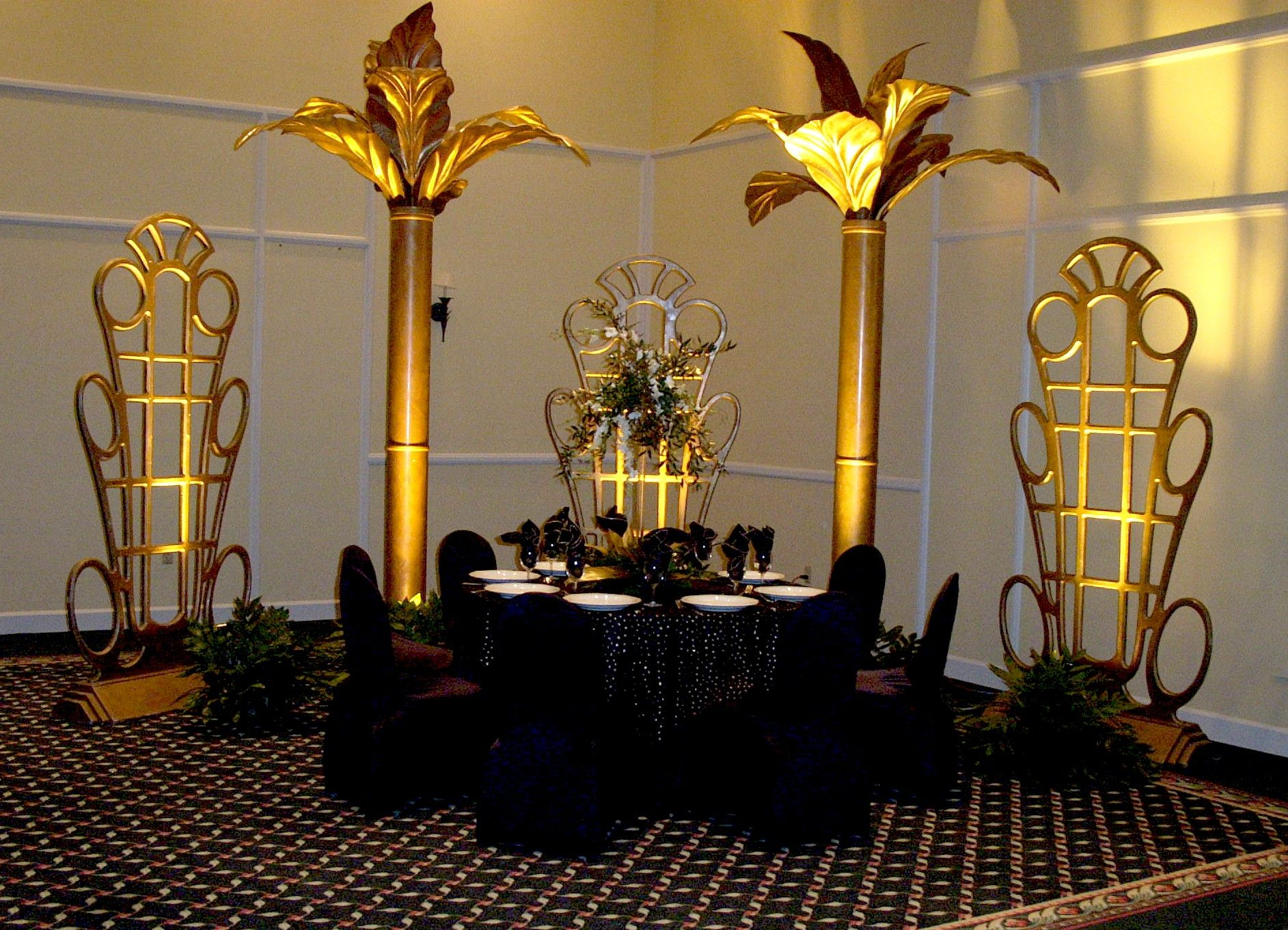 Roaring 20s casino decor google search prom 1920 39 s for 1920 party decoration ideas