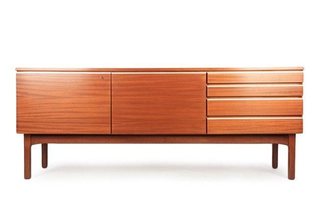 Fler Longline Sideboard Designer Fred Lowen Australia Maker