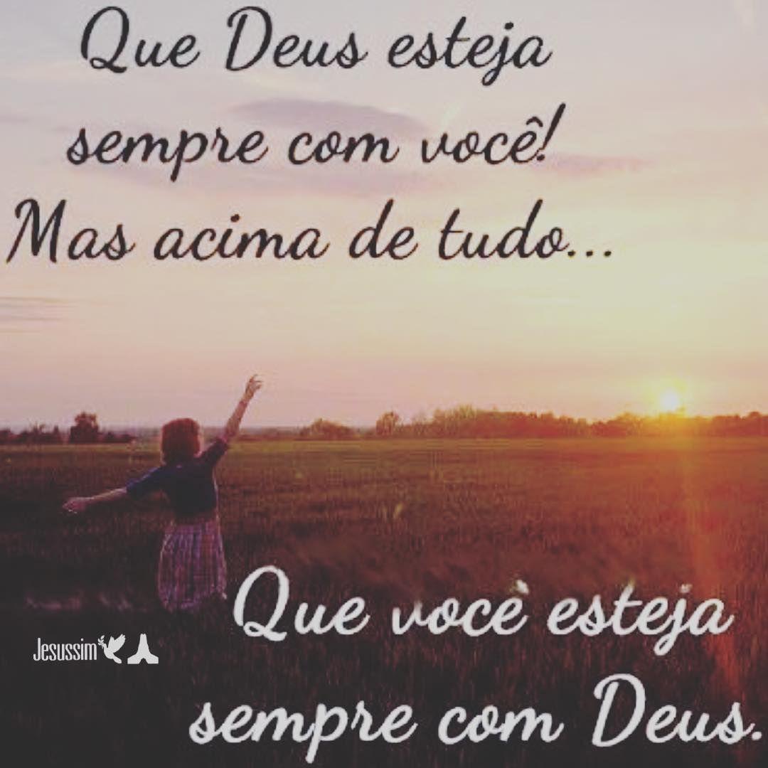 Sempre Com Ele Jesussim Jesus Jesuscristo Jesussalva