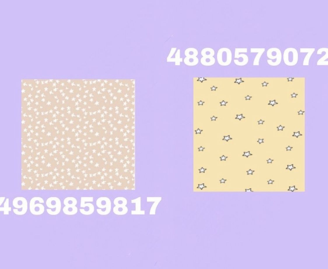 Pin By Ava On Codes And Decals For Bloxburg | Custom Decals, Decal Design, Room Decals