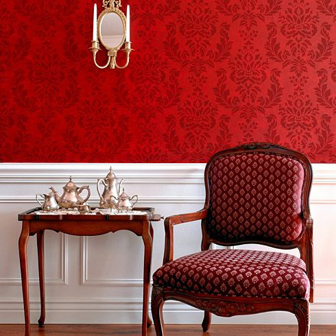 damask stencil for walls reusable damask stencils for elegant wall rh pinterest com