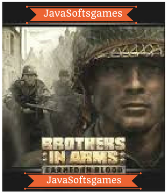 Brothers in Arms Earned in Blood 3D sis | Symbian games