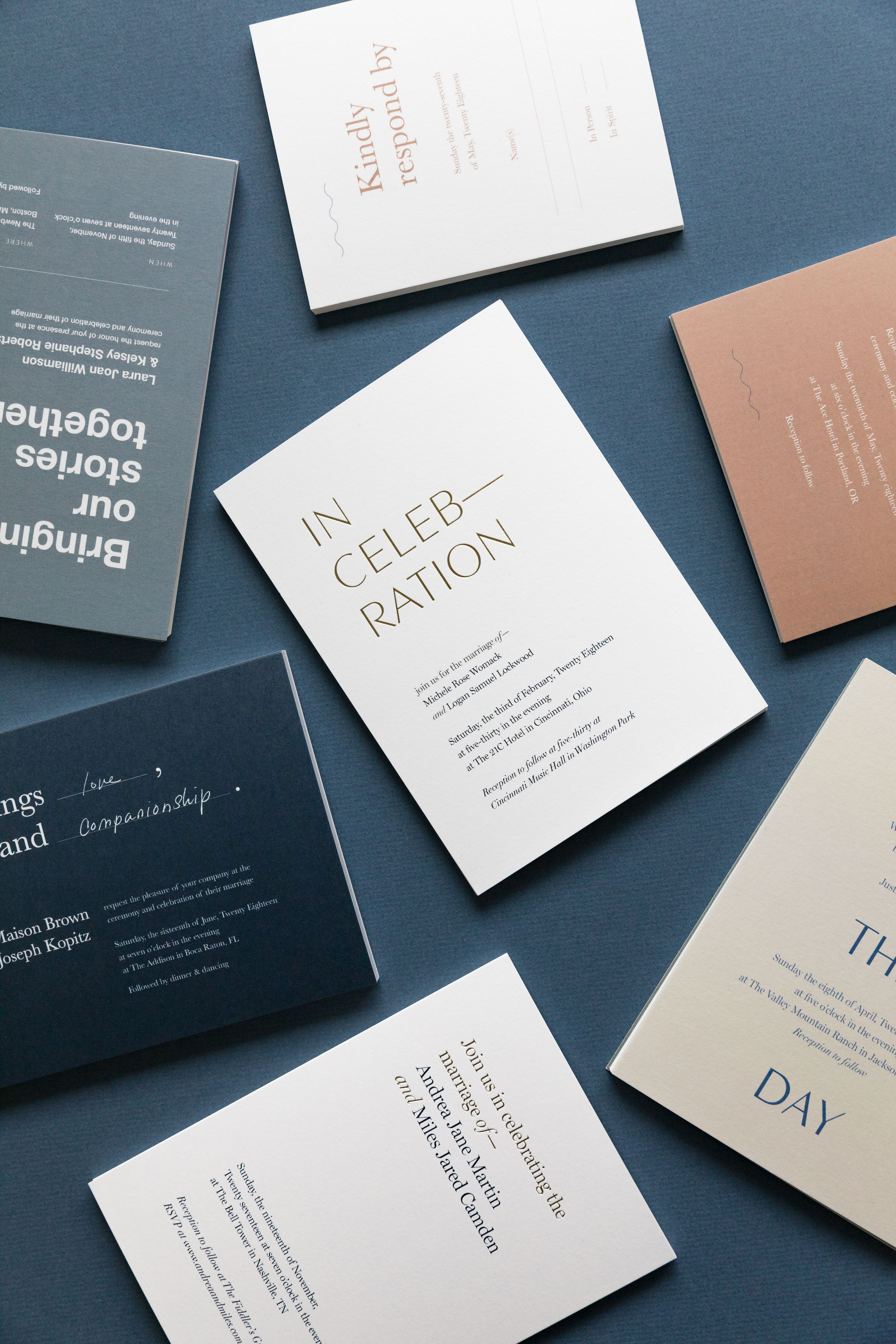 Wedding Invitations from @artifactuprsng. | all about | WEDDING ...