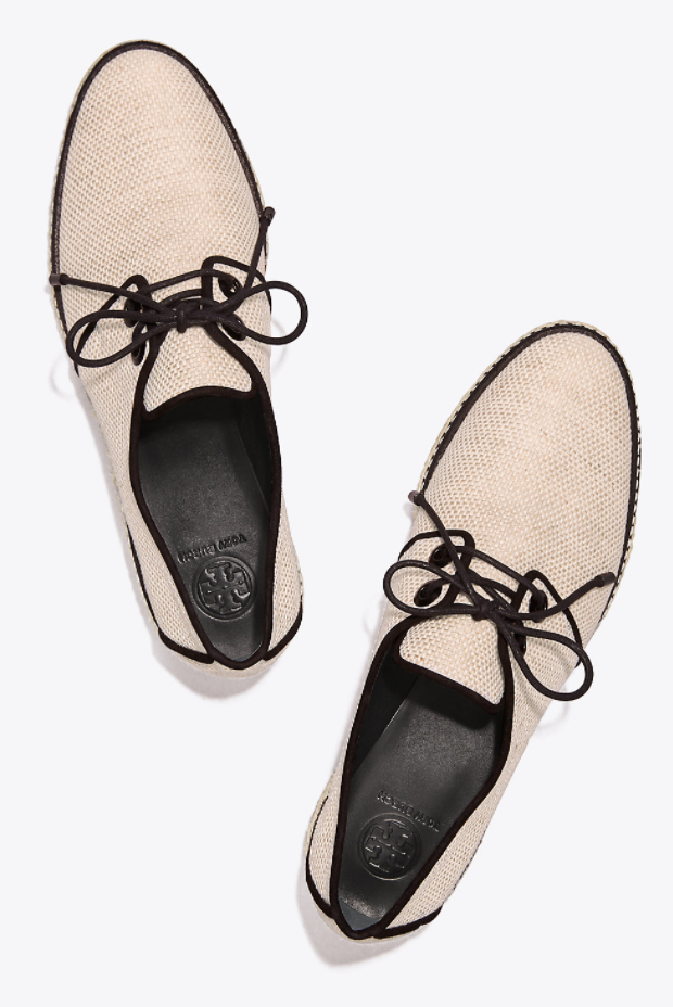 be6fe864548 Tory Burch Fawn Oxford Espadrille
