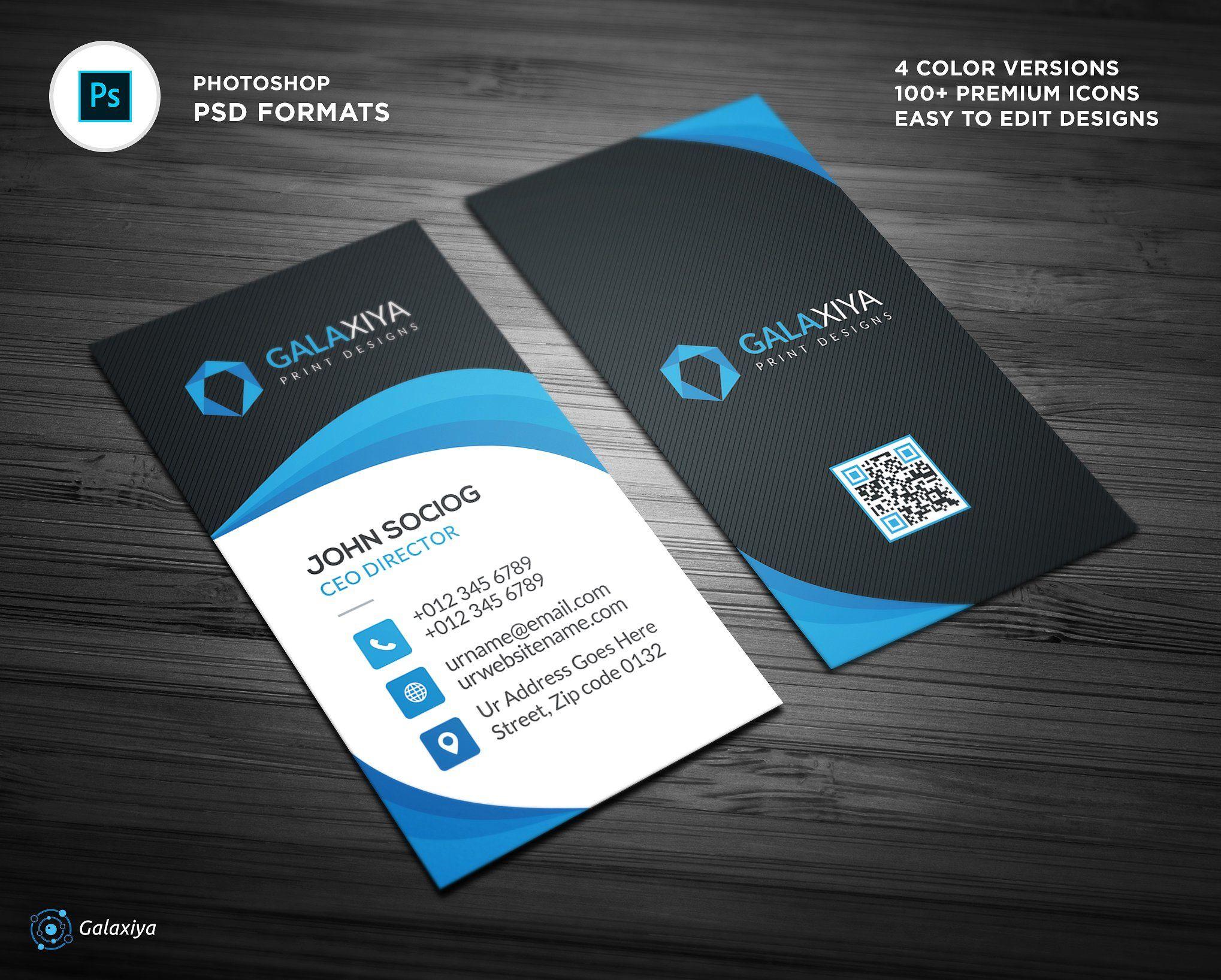 Modern Vertical Business Cards Vertical Business Cards Create