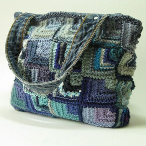 Knitting Bags With Knitting Daily 6 Free Knitting Bag Patterns