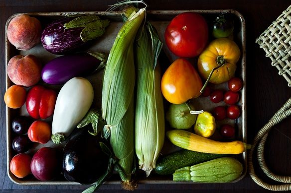 Welcome To The At Food52 At Saveurmagazine Market Basket Pinterest