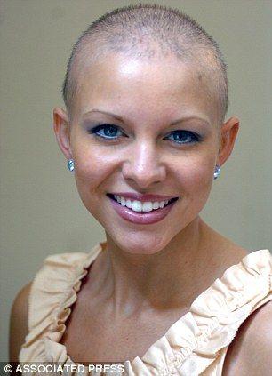 Miss virginia shaved head
