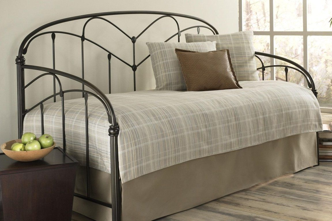 View source image   Daybed covers, Daybed with trundle ...