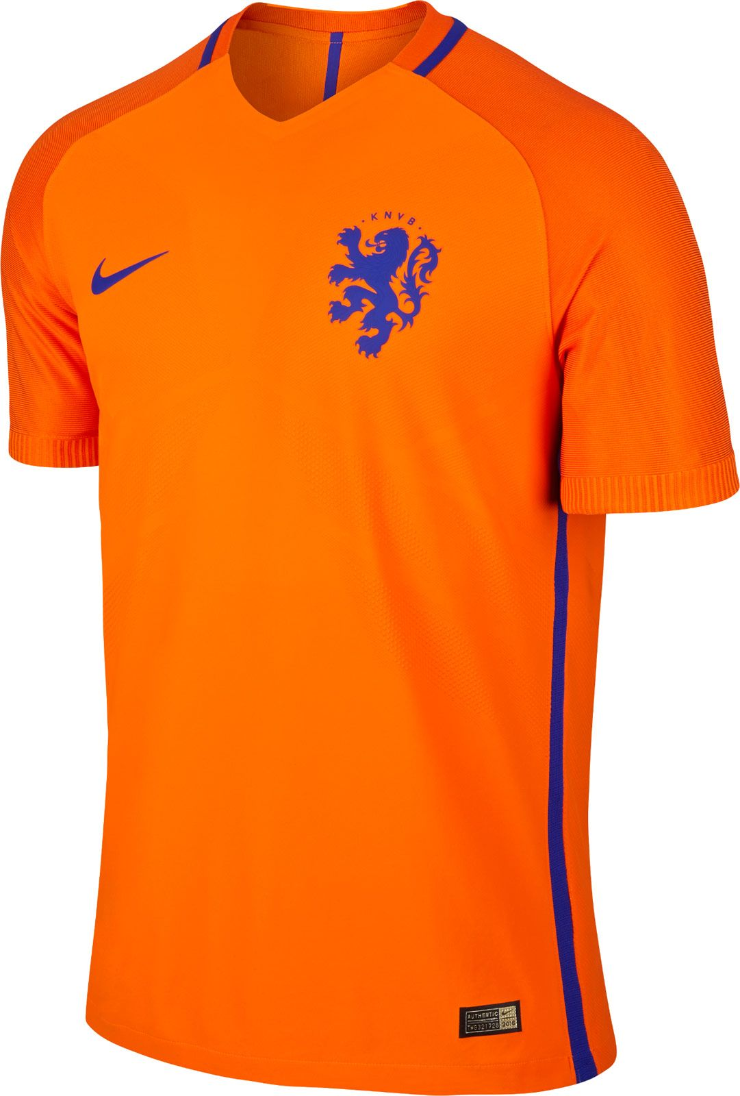 Netherlands 2016 Home Kit Released Nike Football a4343dc305eb9