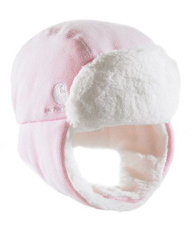 e966e771fad Take a look at this Pink Trapper Hat by Carhartt on  zulily today ...