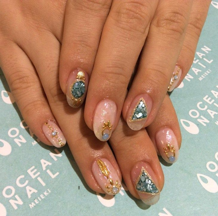 ocean nail art designs 2016 - style you 7