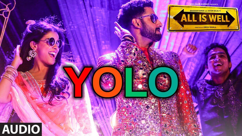 Yolo Full Audio Song Shreeraamachaandra All Is Well T Series Audio Songs Songs Bollywood Movie Songs