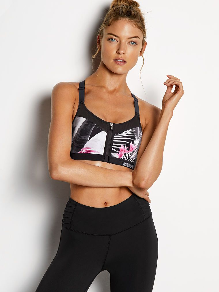 9df8a097e5937 Incredible by Victoria Sport Front-Close Sport Bra - Victoria Sport - Victoria s  Secret