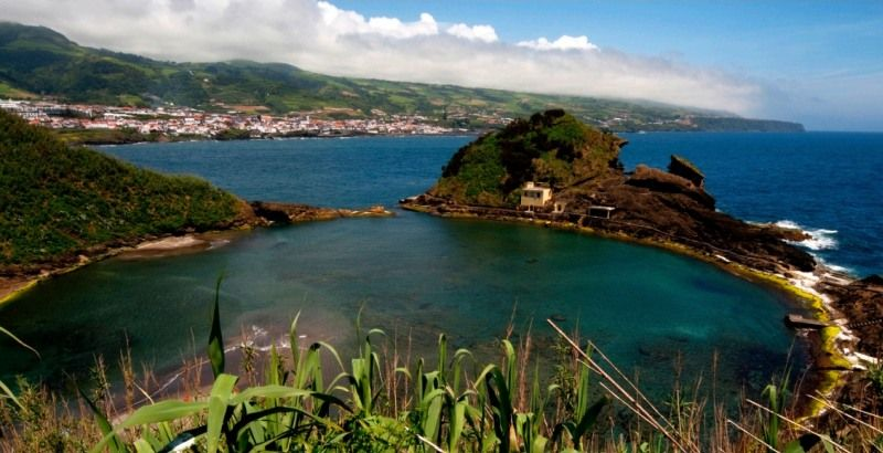 Vila Franca do Campo, Azores, Portugal