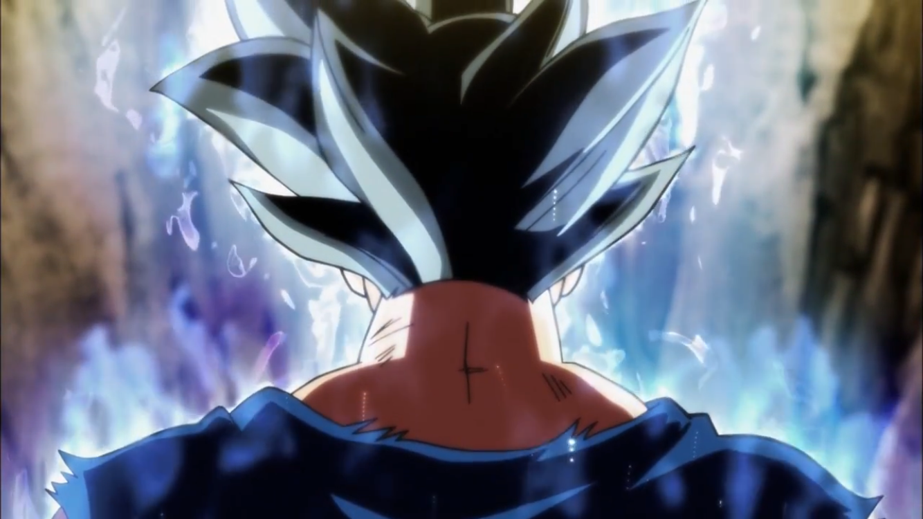 Goku Limit Breaker Ultra Instinct Goku Vs Jiren Anime Dragon Ball Super Dragon Ball Art Dragon Ball Z