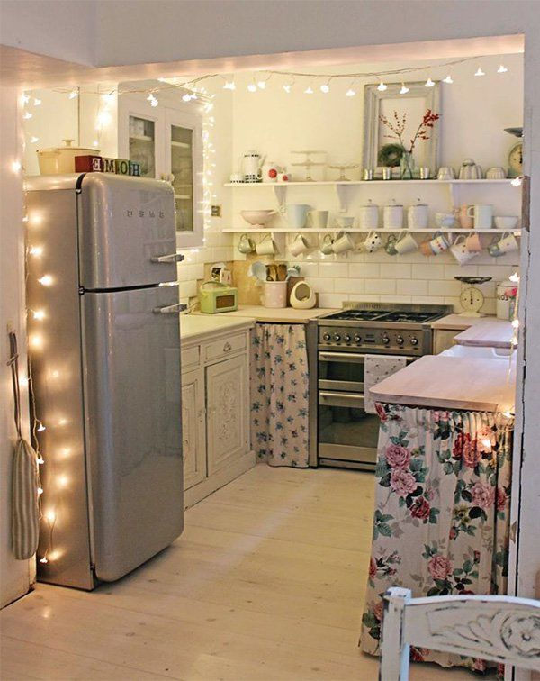 How To Make Your Kitchen Look Beautiful Kitchen Decor Apartment Small Apartment Kitchen Decor College Apartment Decor