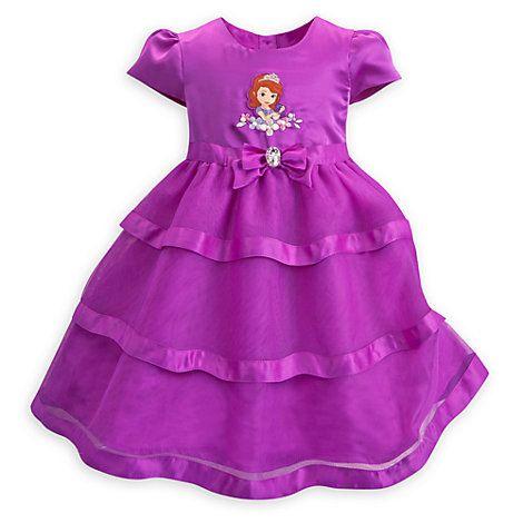 vestidos para niñas con sofia | Disney Baby. | Pinterest
