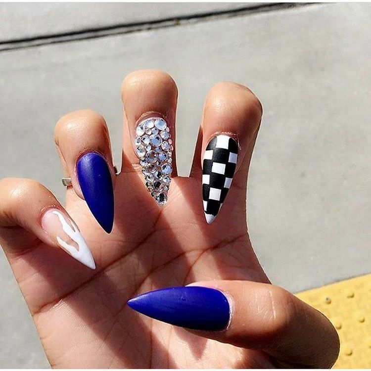 Pin de Mimi Do en Nails | Pinterest | Diseños de uñas, Arte de uñas ...