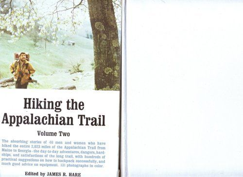 Hiking the Appalachian Trail (2 volume set) -- Continue to the product at the image link.