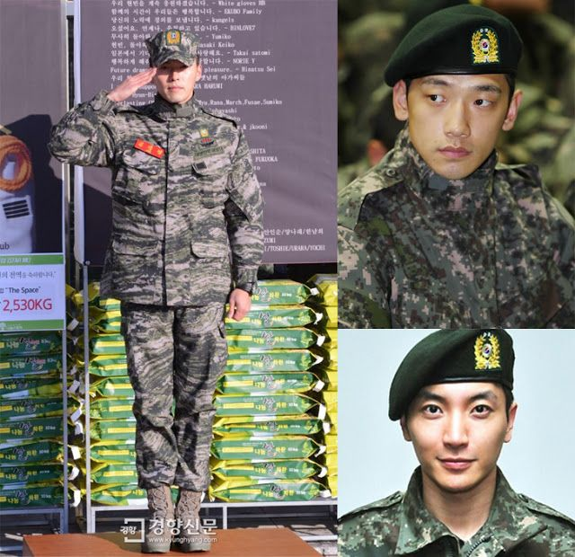 The Official Viki Blog Korean Idols In Military Service Korean Idol Korean Music Korean Actors