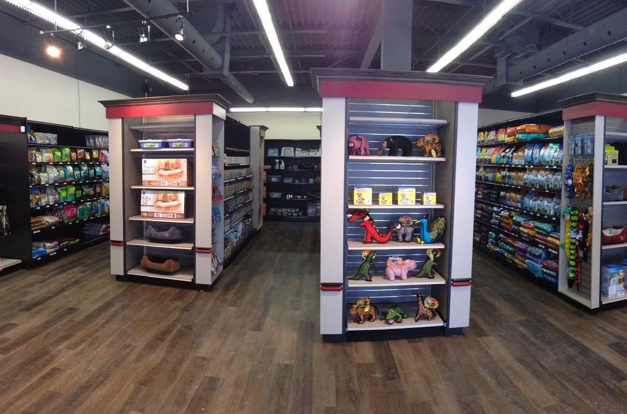 Another Global Pet Foods Store Is Now Open To Serve Our Customers
