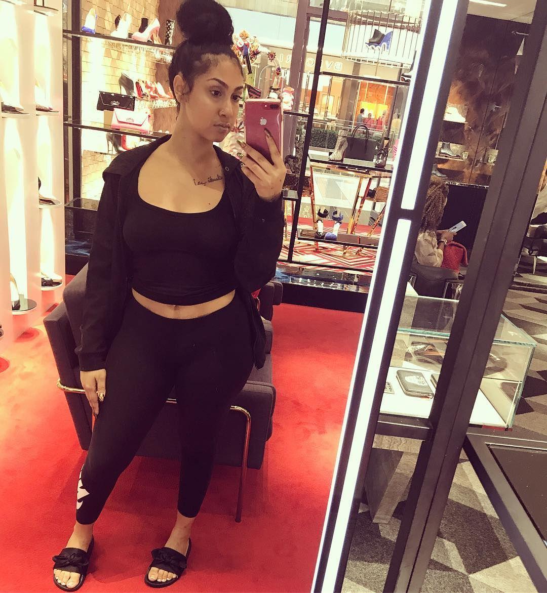 Selfie Krystal Nevaeh nude photos 2019