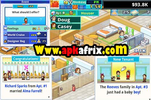 Dream House Days V1.3.3 Mod Apk Full