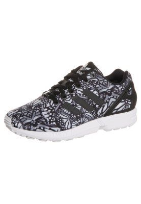 innovative design 450bf 6b40c Adidas sneakers i sort-hvid print 3