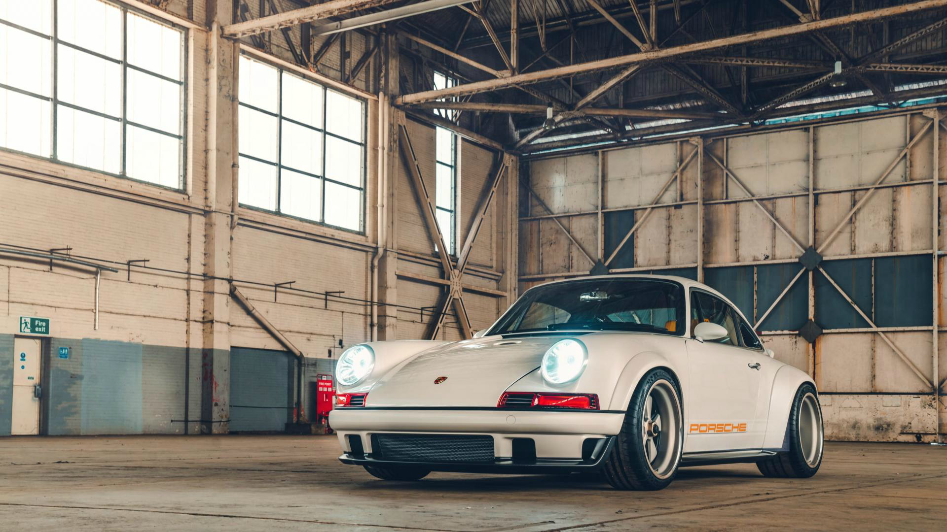 Singer Willams Dls 2018 Goodwood Festival Of Speed Fos Singer Vehicle Design Classic Porsche Dream Cars