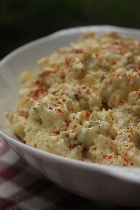 Easy Potato Salad Recipe Without Relish